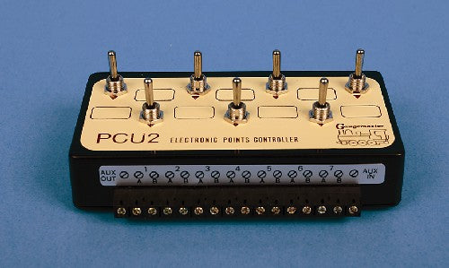 Gaugemaster PCU2 Slave Point Control Unit for PCU1  ** Pre-owned bargain - never used **