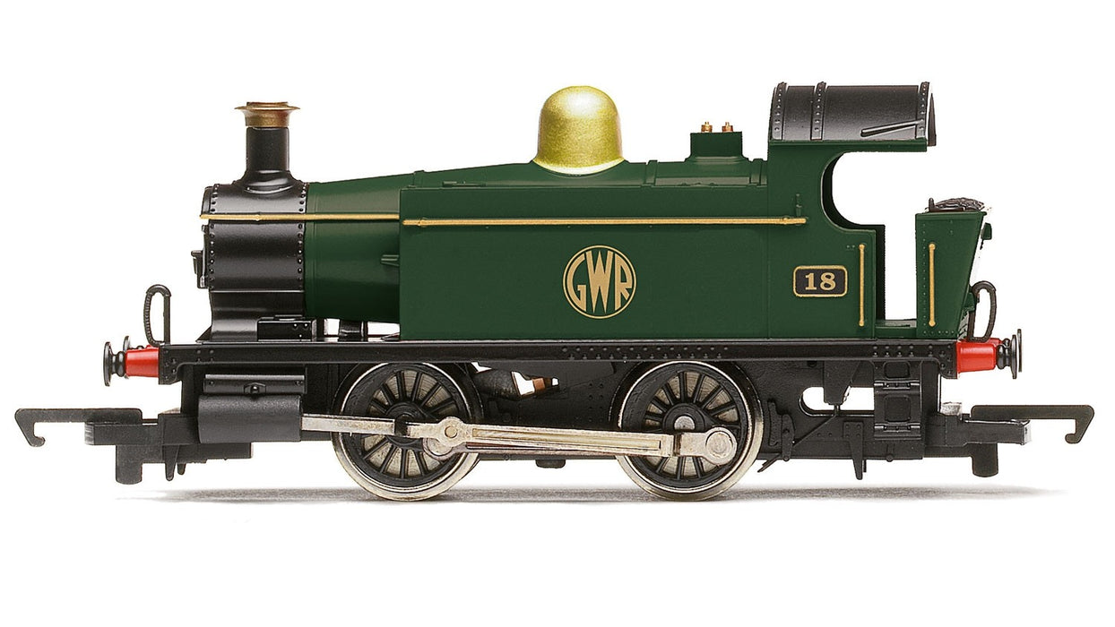 Hornby R3678 GWR 0-4-0 No.18 Collectors Club Loco 2018  - OO Gauge ** Discontinued Item - Only 1 in stock **