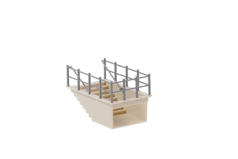 Peco LK-7 Subway Staircase (2 Pk) - OO Scale