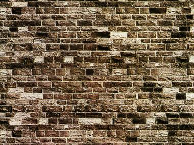 Noch 57720 Basalt Wall Card - Extra Long (64cm x 15cm) - OO / HO Scale