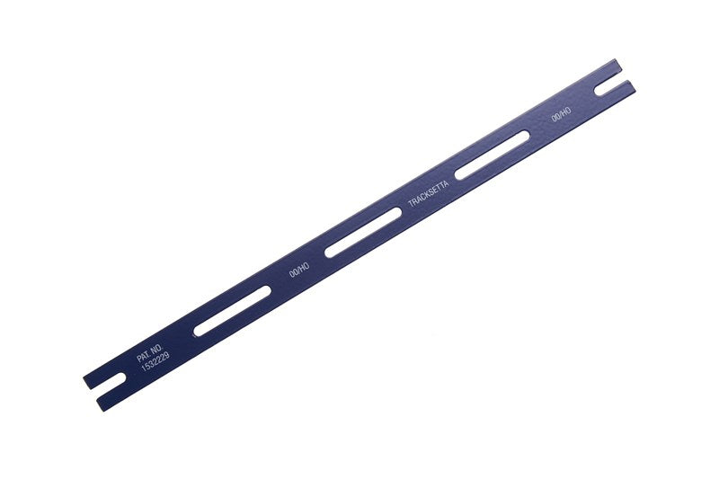 "Tracksetta OOT10 Track Laying Tool 10"" 254mm - Straight - OO Gauge"