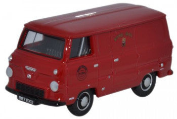 "Oxford Commercials 76FDE004 Ford 400E Van ""Royal Mail"" - 1.76 Scale (OO)"