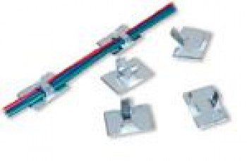 Peco PL-37 Cable Clips  - Self Adhesive (20 per pack)