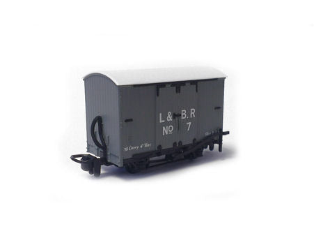 Peco GR-220B Box Van Lynton and Barnstaple 7 - OO9 Scale