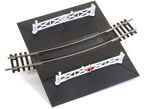 Peco ST-261 Setrack Curved Level Crossing Radius 2 - OO Scale