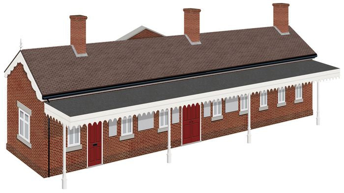 Hornby R9818 Skaledale High Brooms Station