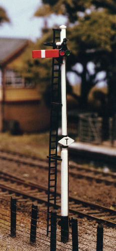 Ratio 470 LMS Home Unpainted Signal Kit - OO Scale