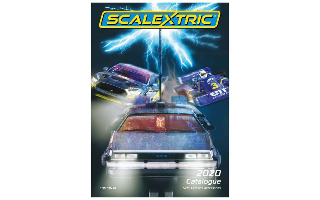 Scalextric Catalogue 2020 - Edition 61