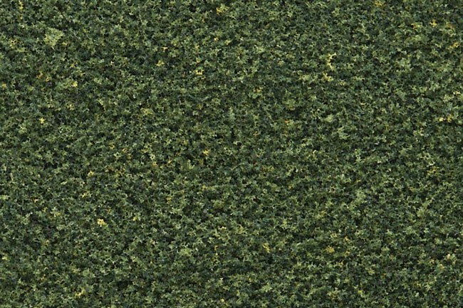 Woodland Scenics T1349 Turf Fine Blended Green (Covers 945 cubic cm)