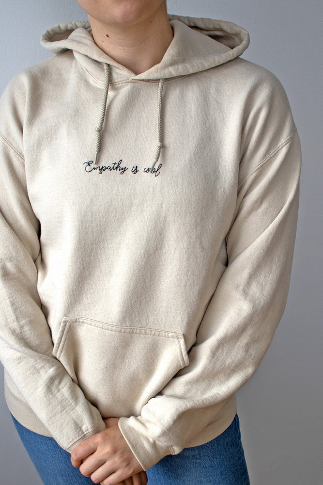 Empathy Is Cool Hoodie