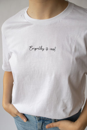 Empathy Is Cool Tee