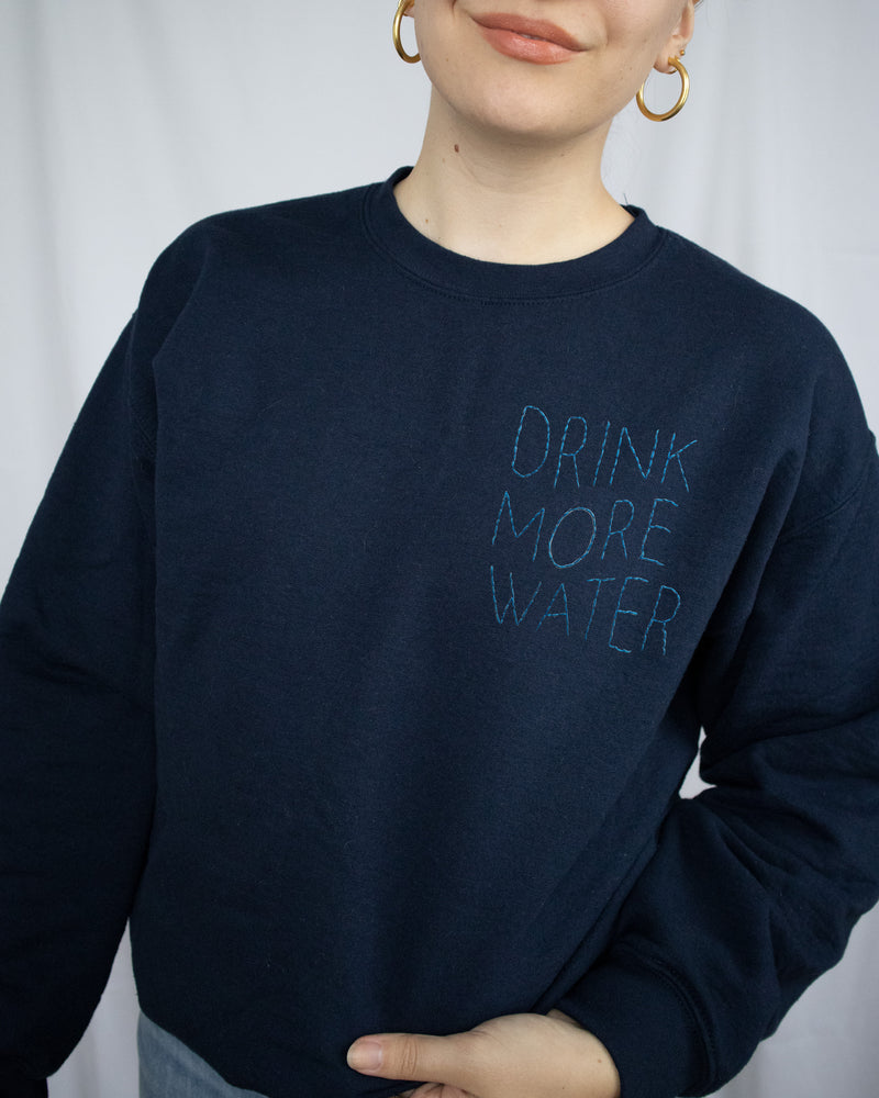 Drink More Water Crew