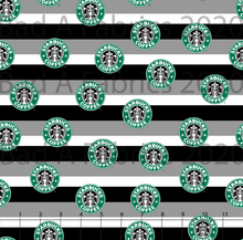 Load image into Gallery viewer, Coffee Stripes (Preorder)