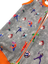 Load image into Gallery viewer, Avengers Fabric (Preorder)