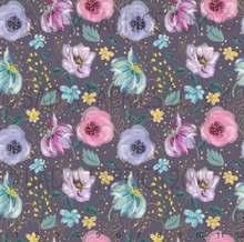 Load image into Gallery viewer, Plum Floral (Preorder)