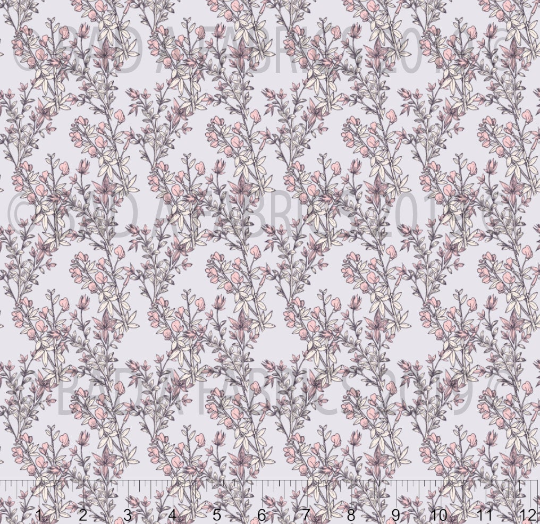 Shabby Chic Floral PUL (Retail)