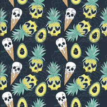 Load image into Gallery viewer, Skull Pineapples (Preorder)