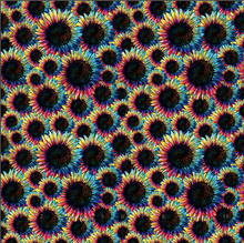 Load image into Gallery viewer, Tie Dye Sunflowers (Preorder)