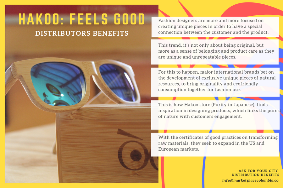 It Feels Good – Hakoo Sunglasses