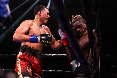 Benavidez Keeps His Perfect Ring Record Intact