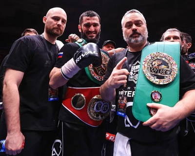 Beterbiev Still Undefeated and the Unified Light-heavyweight Champion
