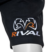 Rival Trad Shorts - Bottom Leg Logo