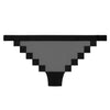 Pixel Panties Game boy Gray