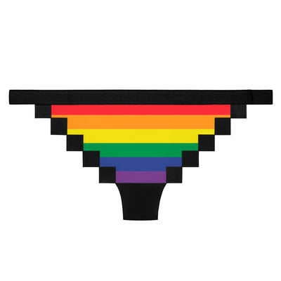 Pixel Panties Love is Love