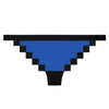 Pixel Panties Sonic Ultrasonic Blue