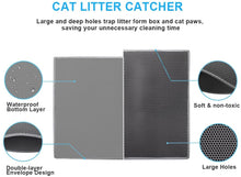 Load image into Gallery viewer, Pieviev Cat Litter Mat-Super Size