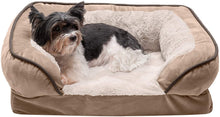 Load image into Gallery viewer, Furhaven Pet Dog Bed