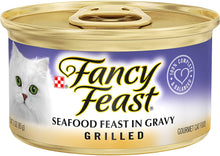 Load image into Gallery viewer, Grilled Feast in Gravy Canned Wet Cat Food