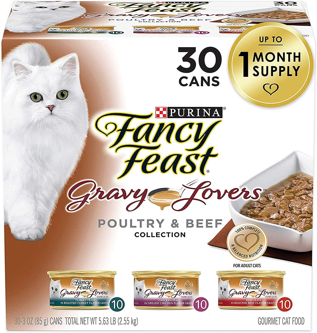Collection Wet Cat Food Variety Packs