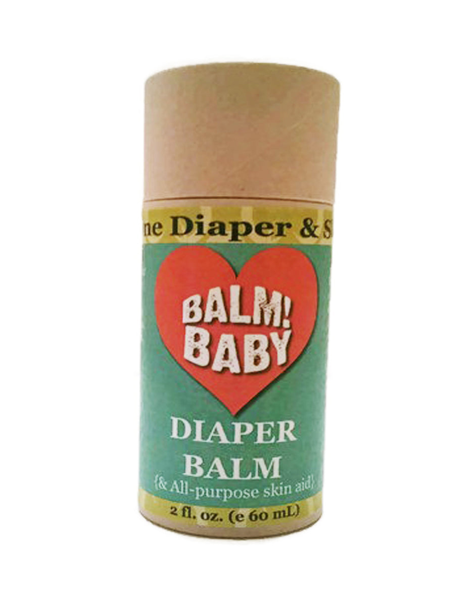 BALM! Baby All Natural Diaper Balm -ECO STICK