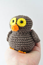 Load image into Gallery viewer, Beginner Crochet Kit - Owl
