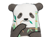 Load image into Gallery viewer, Kiriki Press - DIY Embroidered Doll Kit  (Panda - Level 1)
