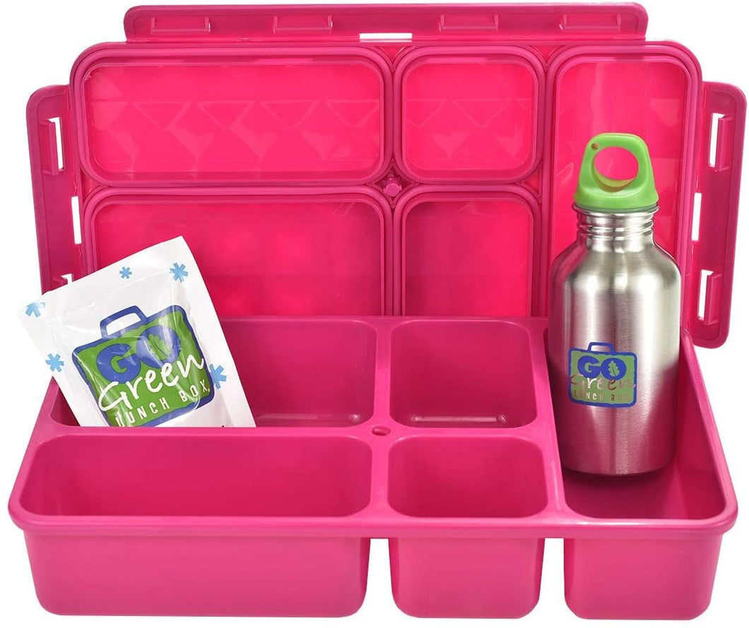 Go Green Lunch Box (no case)