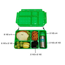 Load image into Gallery viewer, Go Green Lunch Box Set - Black Stallion