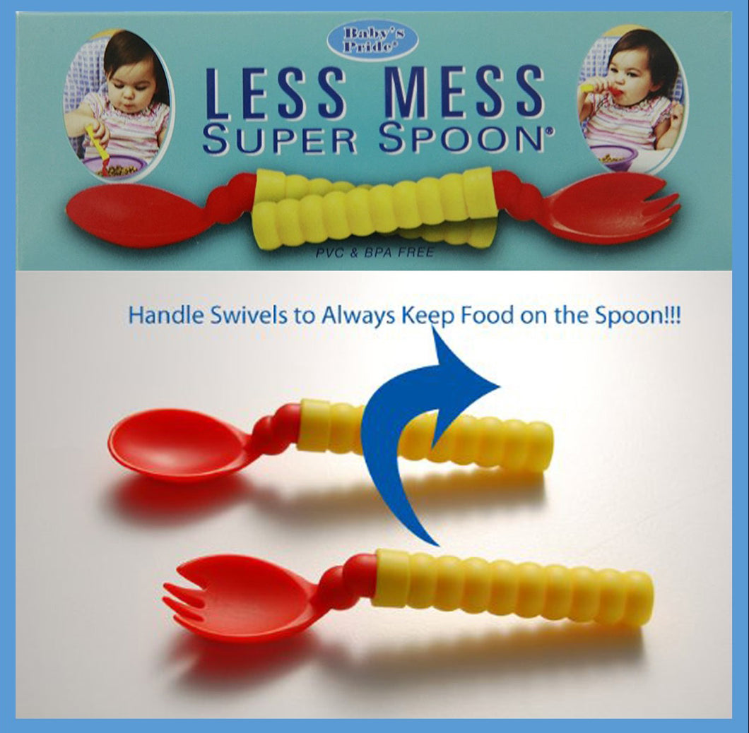 Less Mess Super Spoon