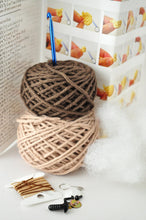 Load image into Gallery viewer, Beginner Crochet Kit - Coffee Mug