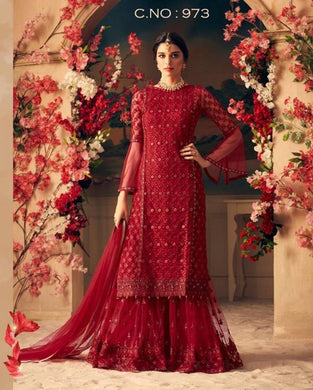 Embroidered Party & Festive Wear Suit