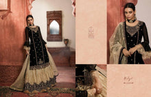 Load image into Gallery viewer, Latest Pakistani Attractive Faux Georgette Dress Material With Dupatta