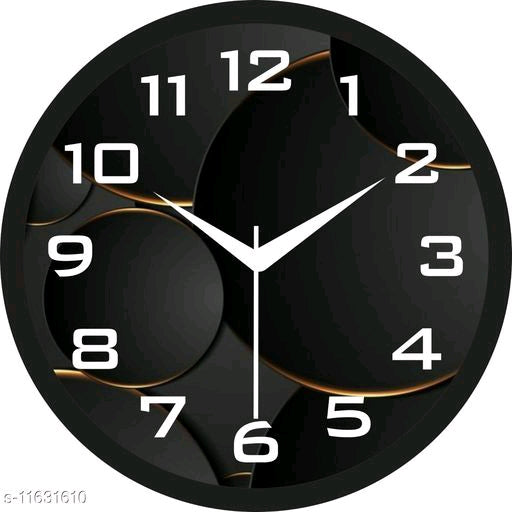 Sirohiya presenting new design wall clock