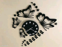 Load image into Gallery viewer, AMAZING ACRELIC BUTTER FULY WALL CLOCKS