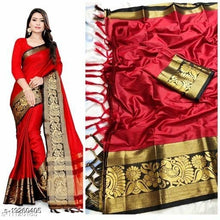Load image into Gallery viewer, Jivika Fabulous Sarees