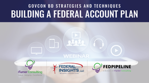 Building a Federal Account Plan