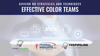 Best Practices in Color Team Reviews