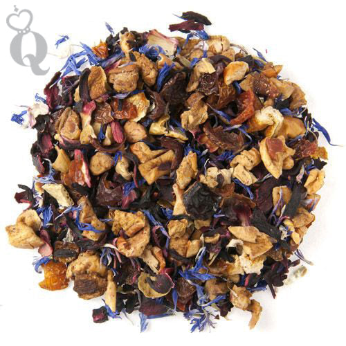 Loose Leaf Tea of high quality in a variety of flavours from Queen of Hearts Tea House Kitchener.