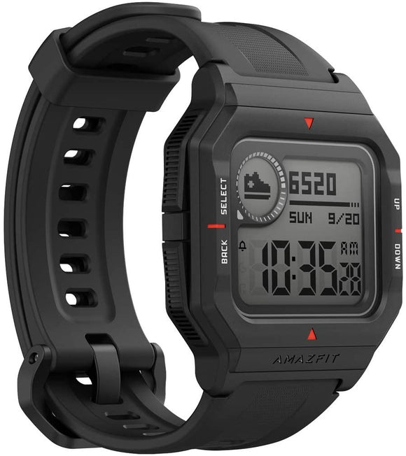 Amazfit Neo Fitness Retro Smartwatch with Real-Time Workout Tracking, Heart Rate and Sleep Monitoring