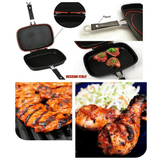 Dessini Non-Stick Double-Sided Grill Pan